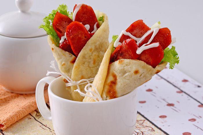 kebab sosis keju