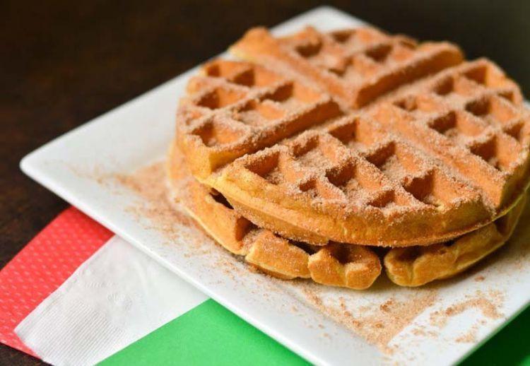 Resep Waffle Enak