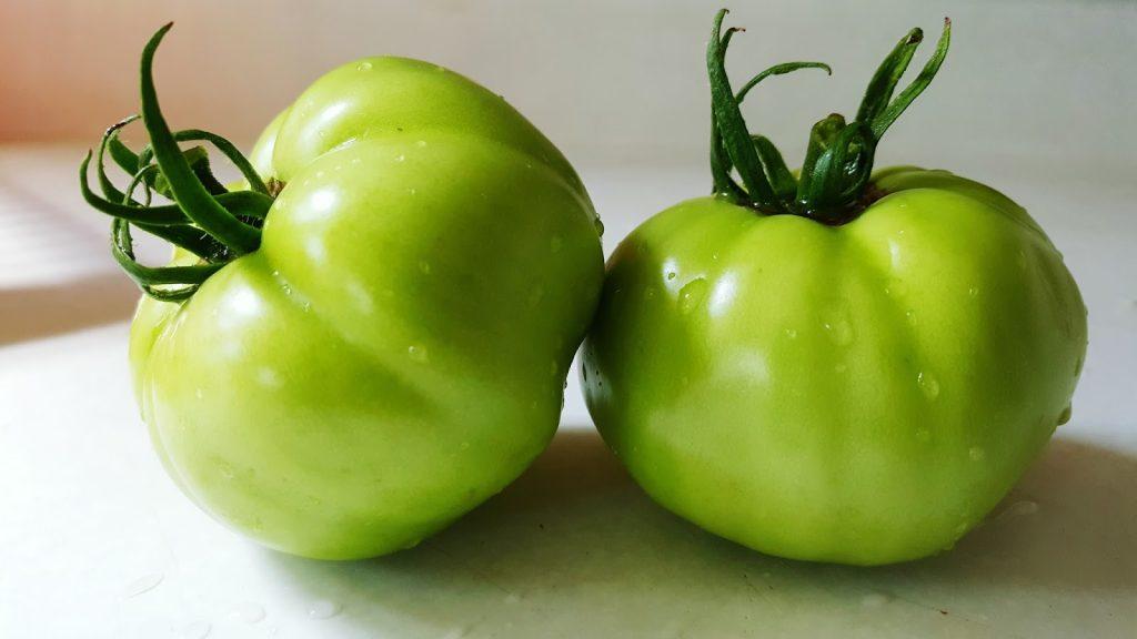 cara membuat jus tomat hijau
