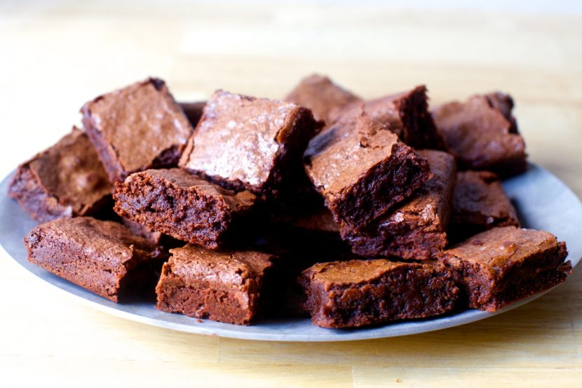 cara membuat brownies