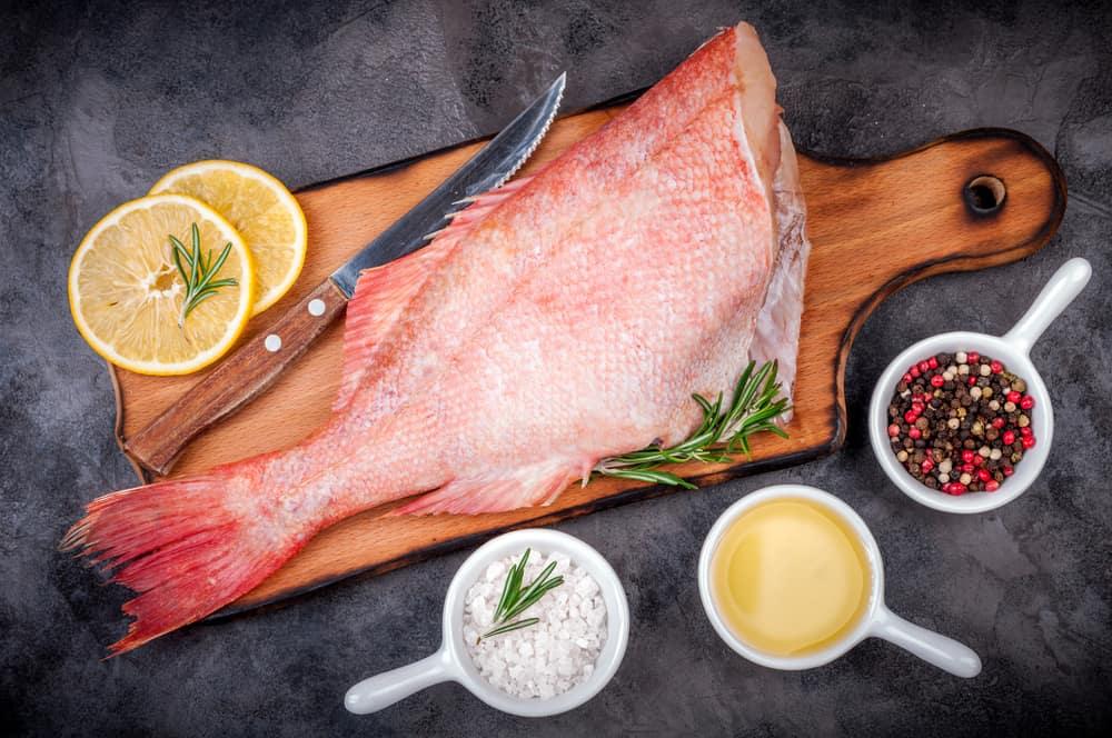 resep siomay ikan kakap