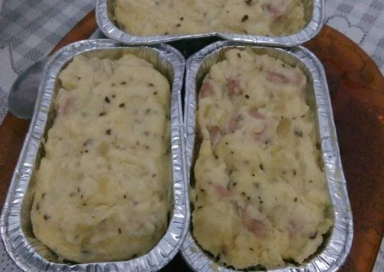 resep kentang keju susu