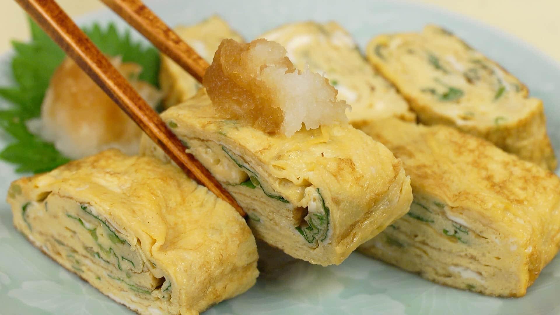 cara-membuat-telur-gulung-sosis