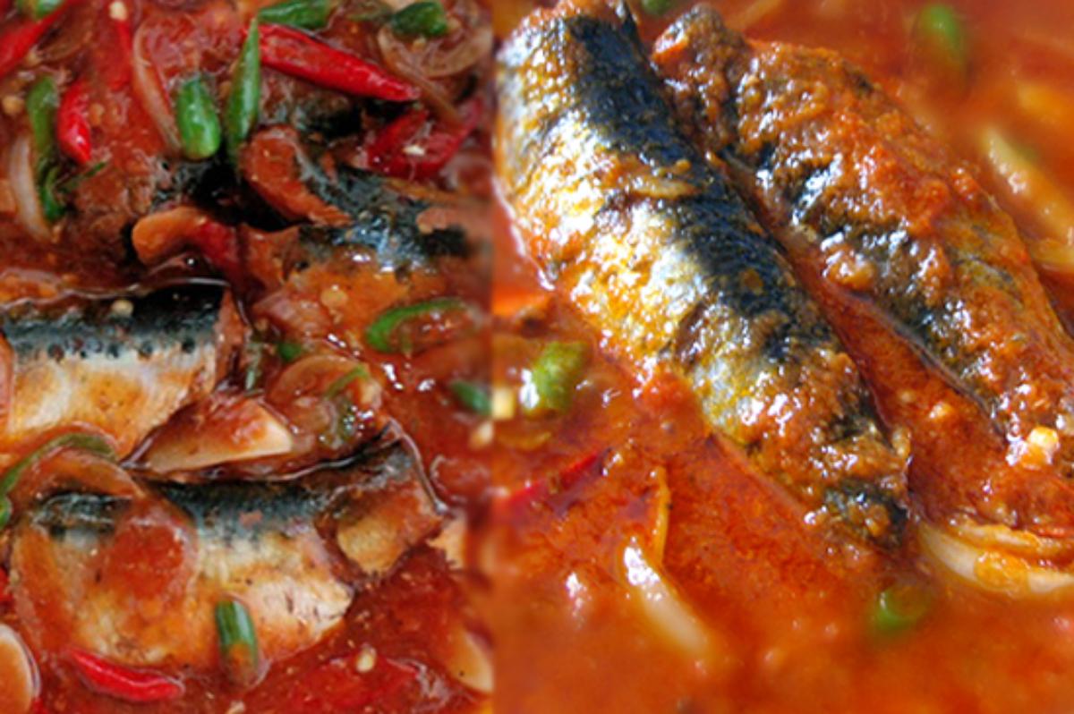cara masak ikan sarden kaleng