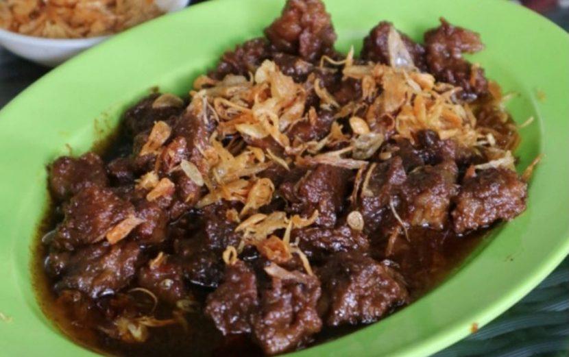 resep masak tongseng kambing