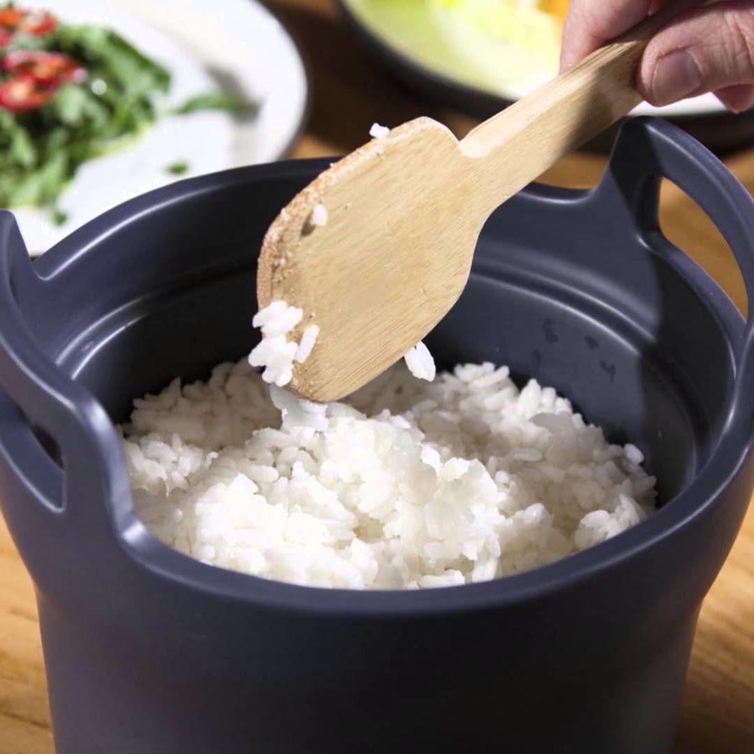 Cara Menanak Nasi dengan Rice Cooker