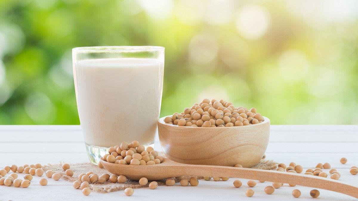 Cara Bikin Susu Kacang Kedelai